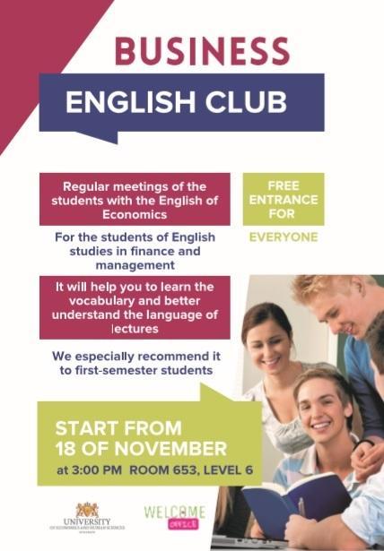 english klub